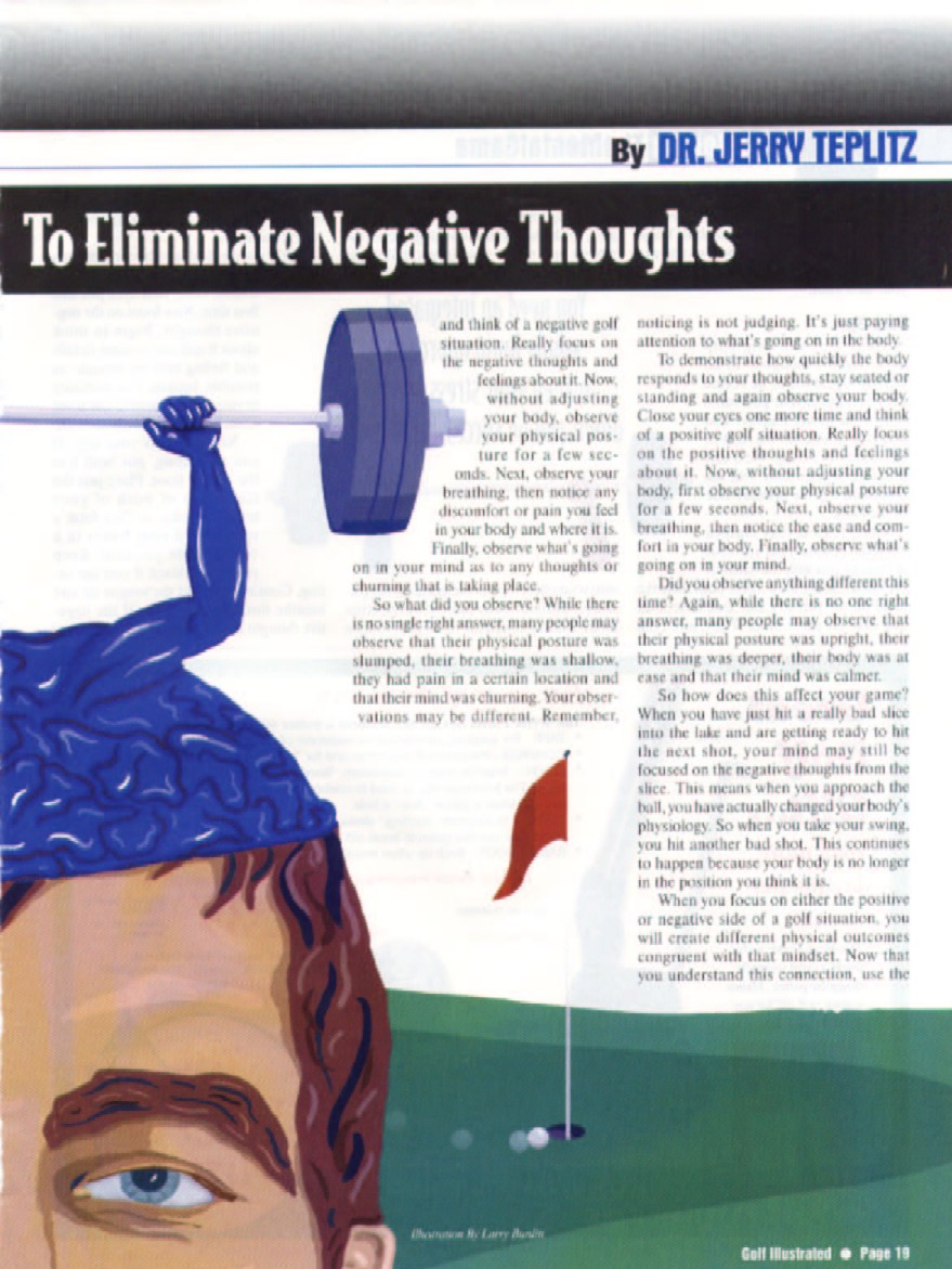Golf Illustrated Article Pg2