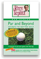PAR AND BEYOND DVD - Unbeatable Force on the Course